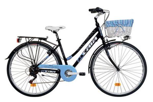Bike for Ladies with basketjpg