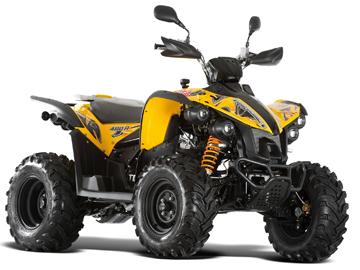 TGB 325cc Sport