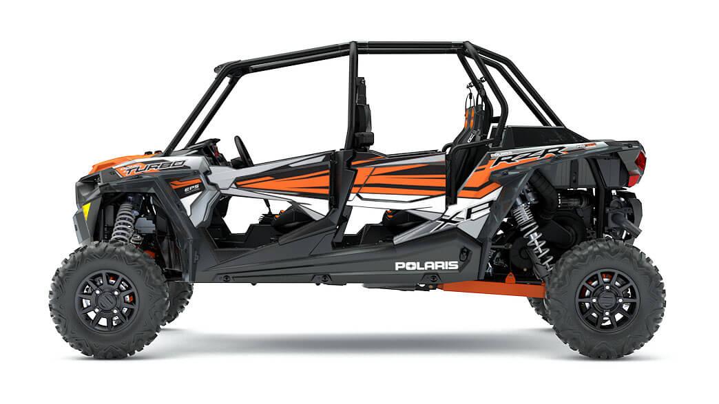 POLARIS 1000CC 4 SEATER BRAND NEW